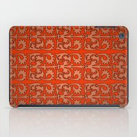 Plum Regalia iPad Case