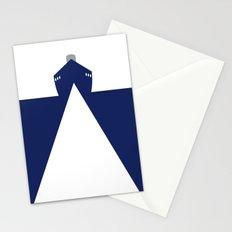 No100 My Titanic minimal movie poster Stationery Cards