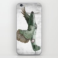 In Which It's A Bird. It… iPhone & iPod Skin