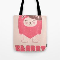 BEARRY Tote Bag