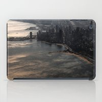 Chicago from ~10,000 feet iPad Case