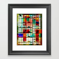 Our Building Framed Art Print