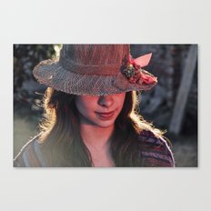 Toda mujer / Every woman Canvas Print