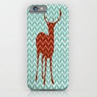 iPhone & iPod Case featuring Oh Deer! by Rachel Burbee