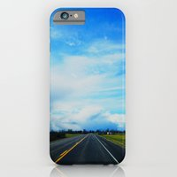 iPhone & iPod Case featuring The Country by Brittany Garrett