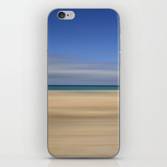 summer beach II iPhone & iPod Skin
