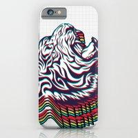3D Tiger iPhone 6 Slim Case
