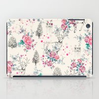 Deer pattern iPad Case