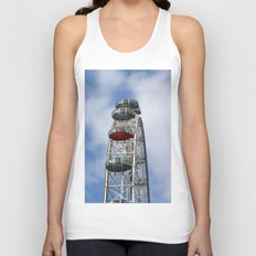 London Eye Unisex Tank Top