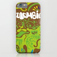 iPhone & iPod Case featuring Colombian Style! by Selecto