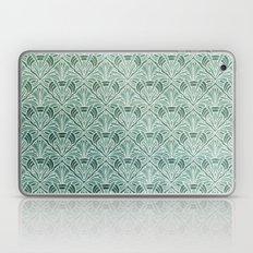 Art Nouveau Grunge Pattern Laptop & iPad Skin