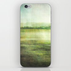 fishbourne marshes iPhone & iPod Skin