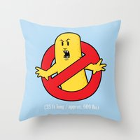 That's a Big Twinkie Throw Pillow