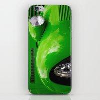 Green Machine iPhone & iPod Skin