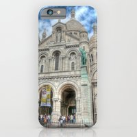 iPhone & iPod Case featuring Sacre Coeur by Christine Workman