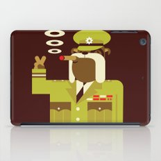 Major Winston Bulldog iPad Case