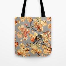 Dogwood Quilt Tote Bag