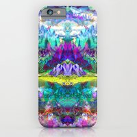 Crystal Mountains One iPhone 6 Slim Case