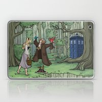 Visions Are Seldom All T… Laptop & iPad Skin