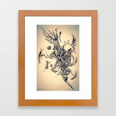 Pleasant Rhythm Framed Art Print