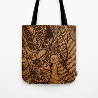 Birds (1) Tote Bag
