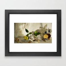 Still Life 4 Framed Art Print