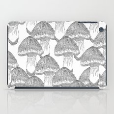 Mushrooms Festival iPad Case