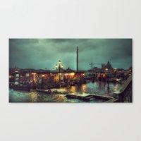 Emotion Blur Canvas Print