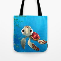 Squirt Tote Bag