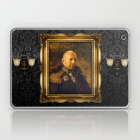 Bruce Willis - replaceface Laptop & iPad Skin