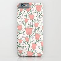 Pastel Flowers iPhone 6 Slim Case