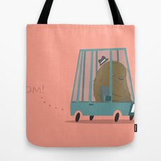 Vroom Tote Bag