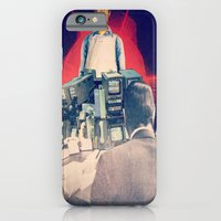 iPhone & iPod Case featuring The Initiation of Operative 5 by oldsilverwargun