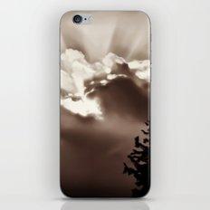 Walk On iPhone & iPod Skin