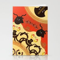 for old west lovers Stationery Cards