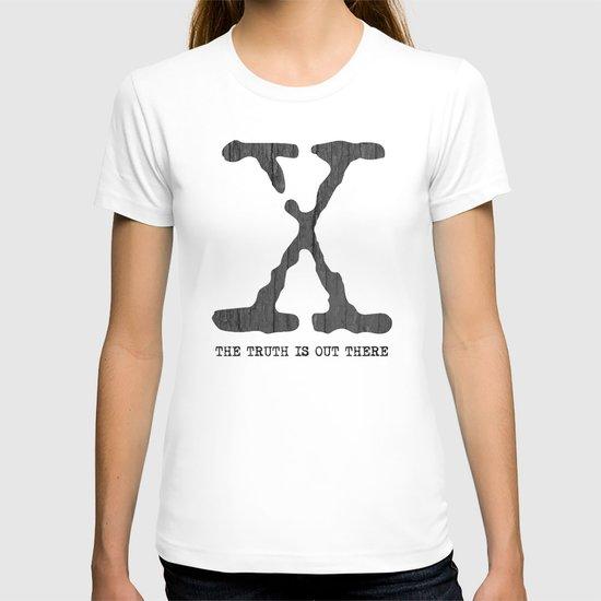X-Files Poster T-shirt