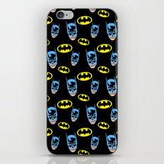 Bat Pattern iPhone & iPod Skin