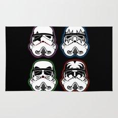 Kiss Troopers Rug