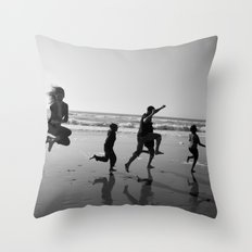 Above the Rest Throw Pillow