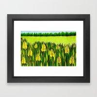 American Prairie Framed Art Print