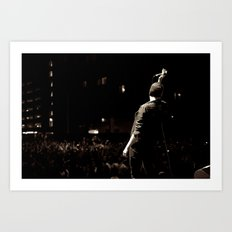 Rifo Salute/Bloody Beetroots Art Print