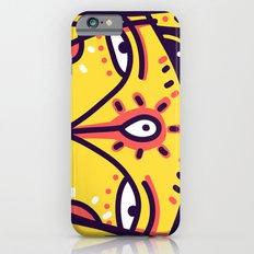 Mustard Queen Slim Case iPhone 6s