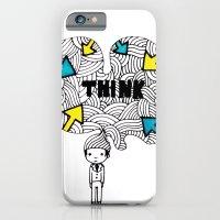 Think, dude. iPhone 6 Slim Case