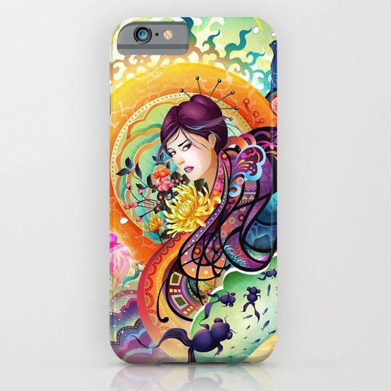Trance iPhone & iPod Case