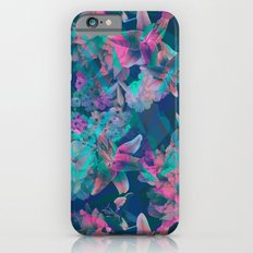 Geometric Floral Slim Case iPhone 6s