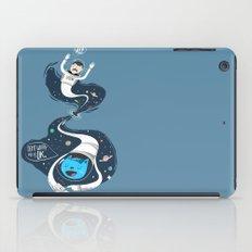 Across the dark hole iPad Case