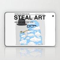 STEAL ART Laptop & iPad Skin