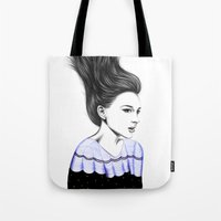 WIND TUNNEL Tote Bag