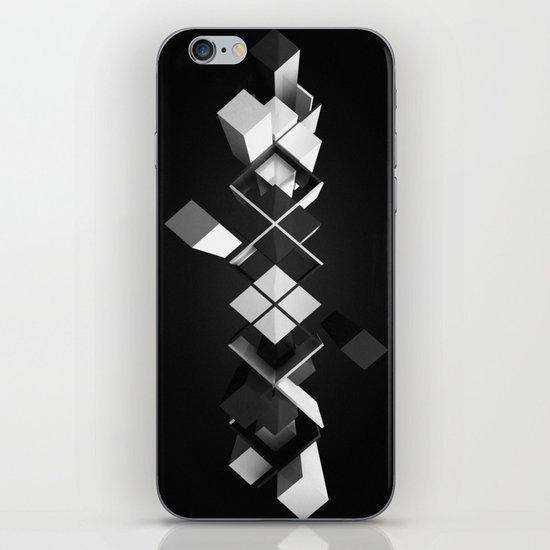 Argyle Deconstruction iPhone & iPod Skin