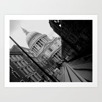 St Paul's Cathedral Lond… Art Print